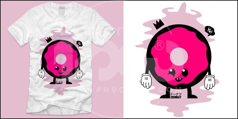 Mẫu thiết kế áo phông MS15