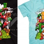 Mẫu thiết kế áo phông MS14