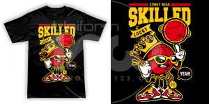 Mẫu thiết kế áo phông MS12
