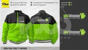 Đồng phục công ty HK Phone