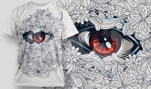 Mẫu thiết kế áo phông MS10