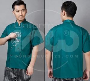 Đồng phục quần áo bếp MS11