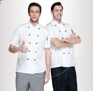 Đồng phục quần áo bếp MS20