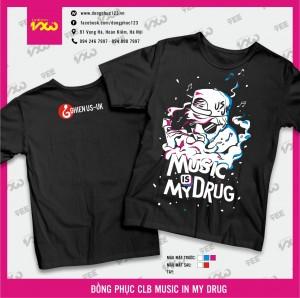 Đồng phục CLB Music In My Drug